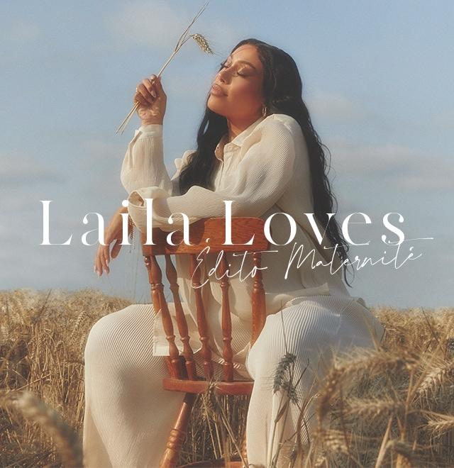 Laila Loves Maternity Lookbook image block