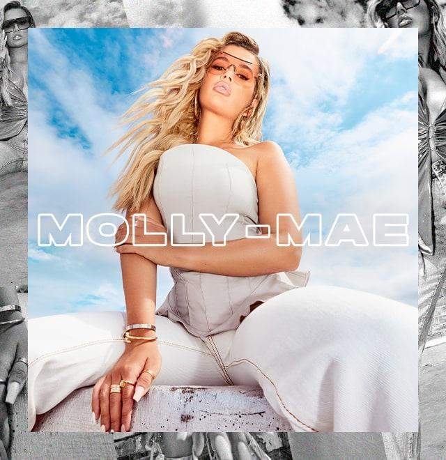 Molly Mae image block
