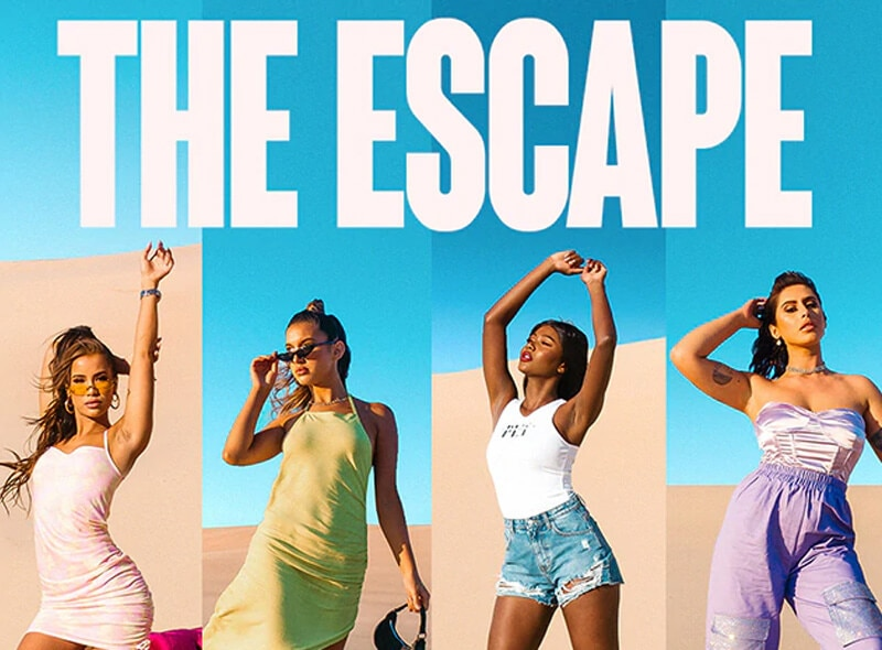 The Escape Lookbook