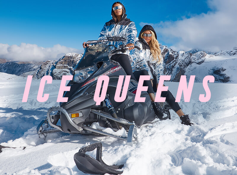 Ice Queens Lookbook