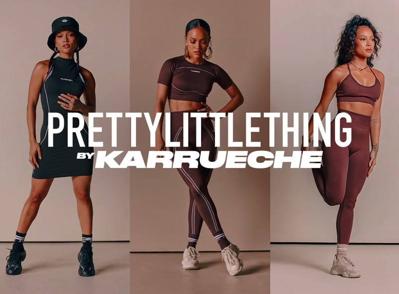Karreuche Lookbook