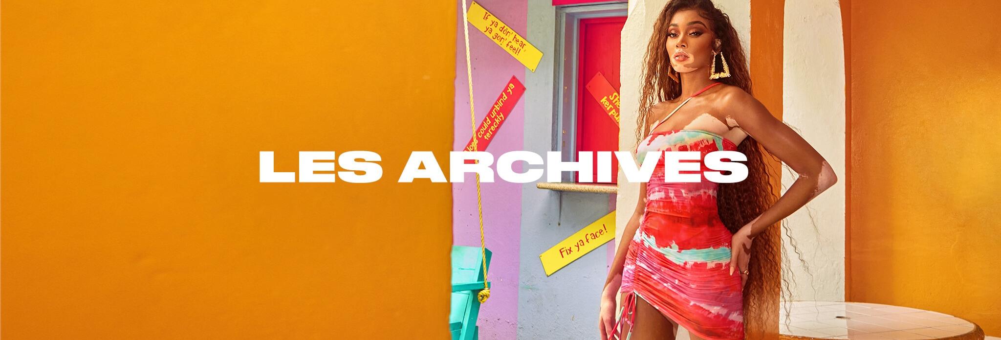The Archive Desktop Splash