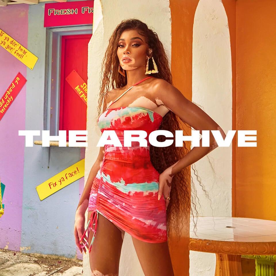 The Archive Mobile Splash