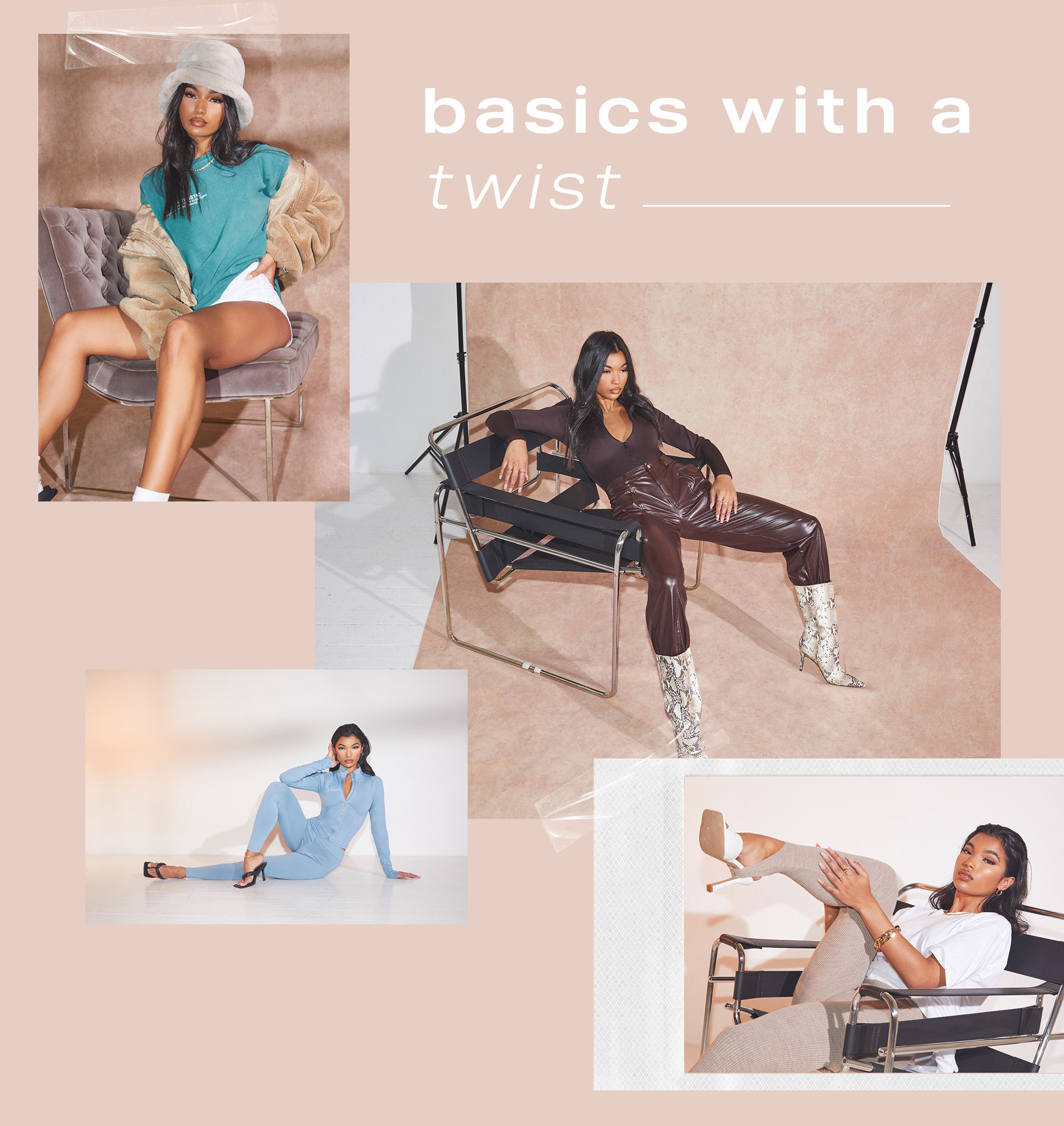 Basics with a twist