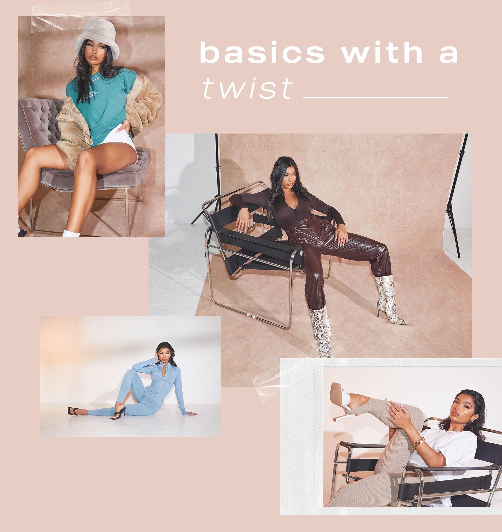 Basics with a twist