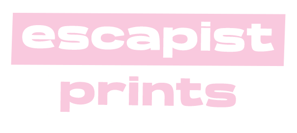 Escapist Prints Title