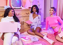 PrettyLittleThing New In Menu