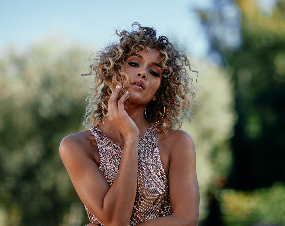 Jasmine Sanders Shoot 9 Mobile