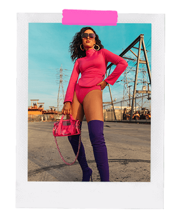 Brand Ambassador Izabela Guedes image block