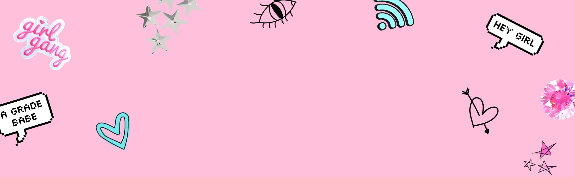 App Info Background Pink