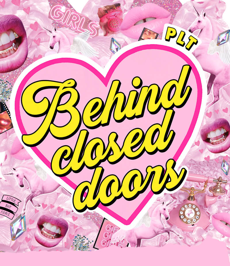 Behind Closed Doors Splash Mobile