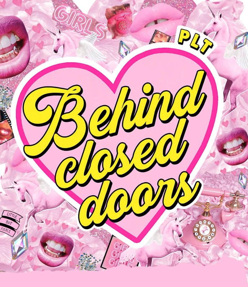 Behind Closed Doors Splash Mobile