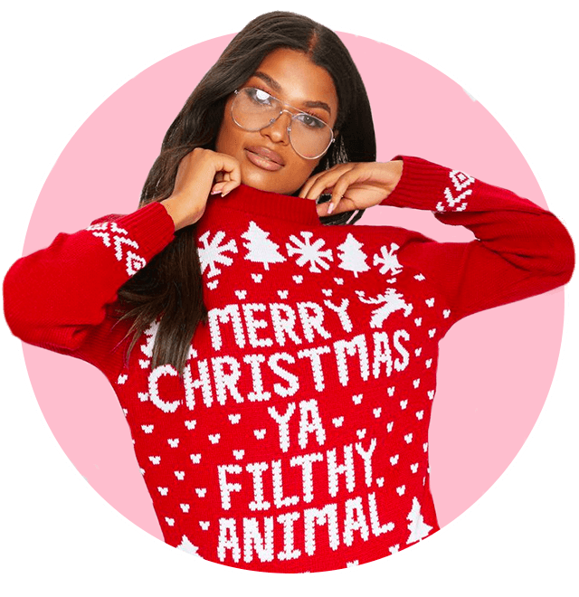 CHRISTMAS JUMPERS CATEGORY