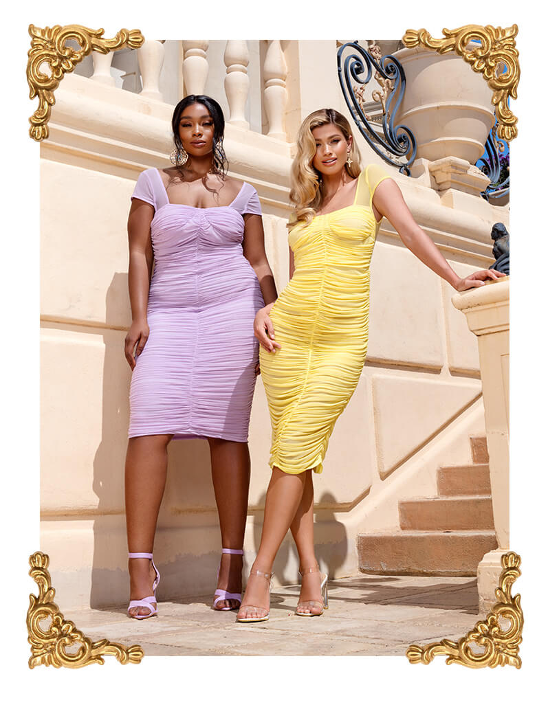 Easter Lookbook Image 1 Mobile