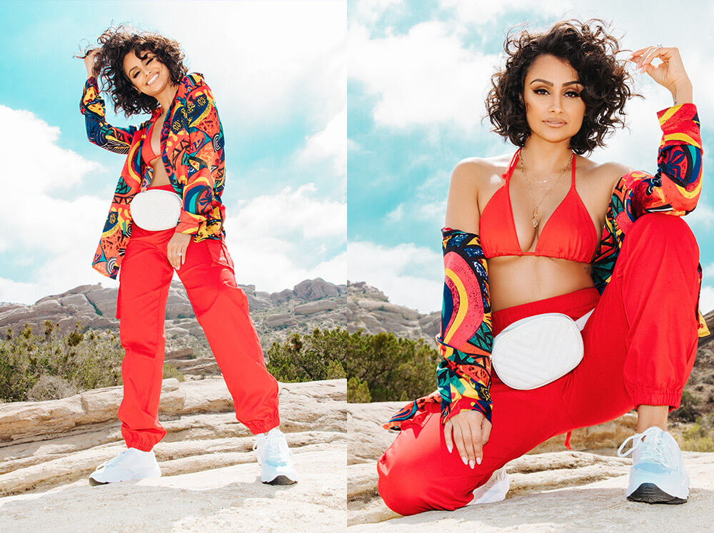 nazanin mandi festival shoot 3 mobile