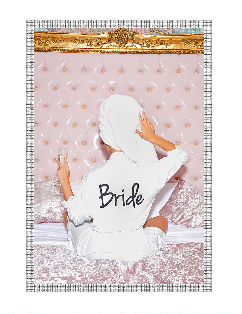 Bridesmaid Robes Lookbook Image