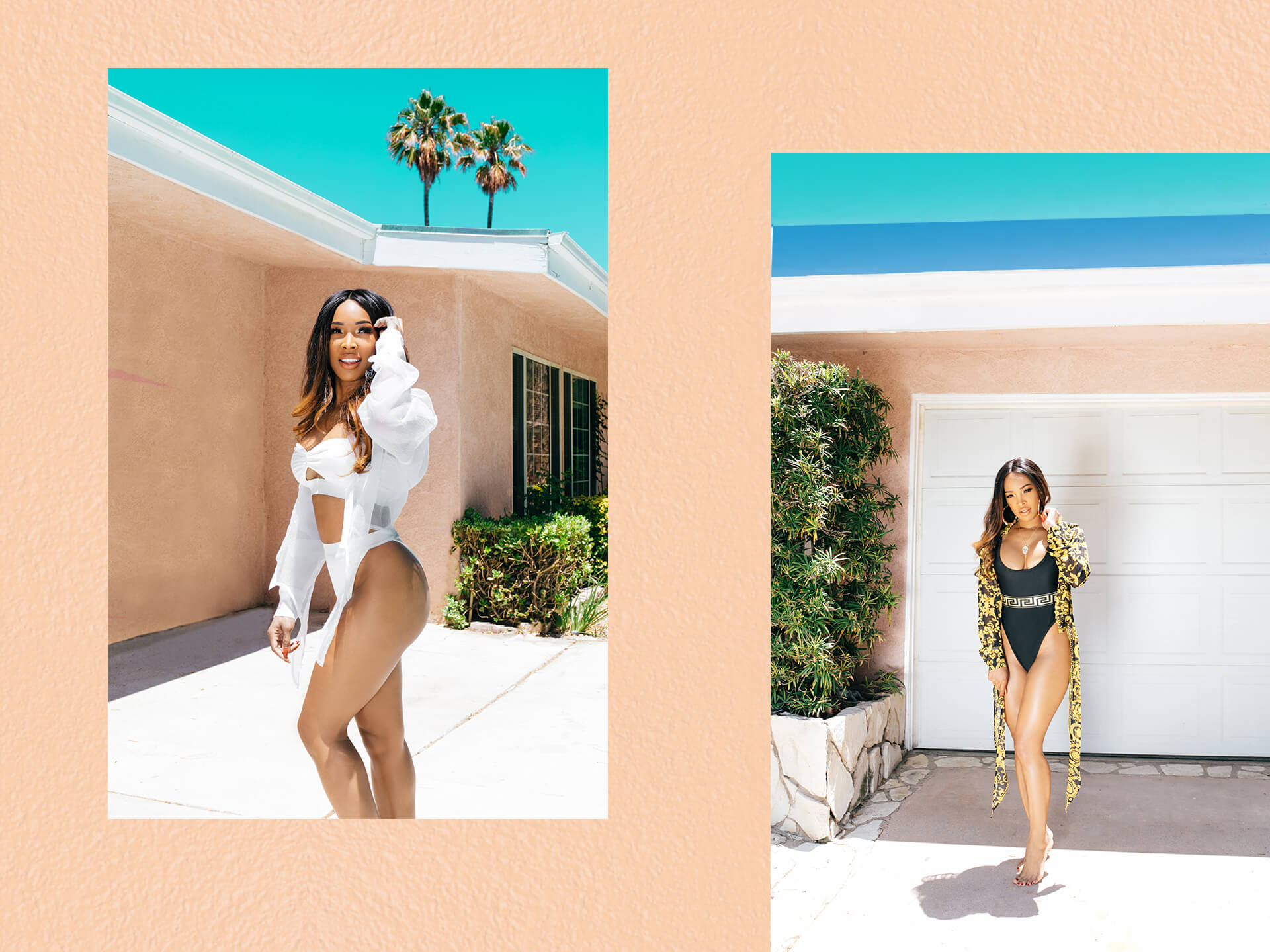 Malika haqq swimwear lookbook shoot 3 desktop