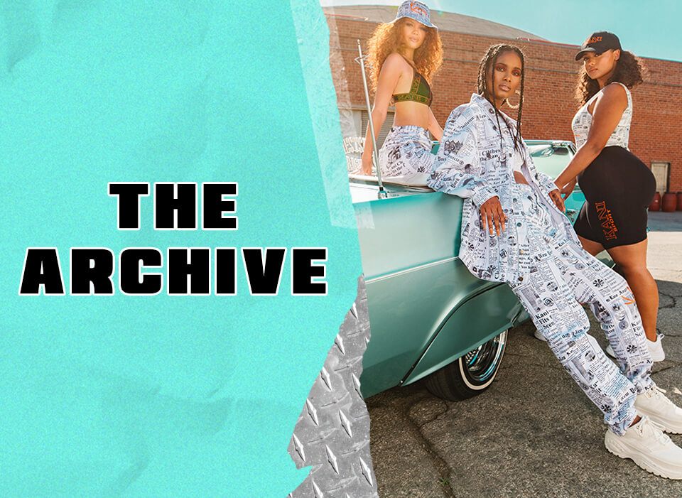 The Archive Mobile Splash