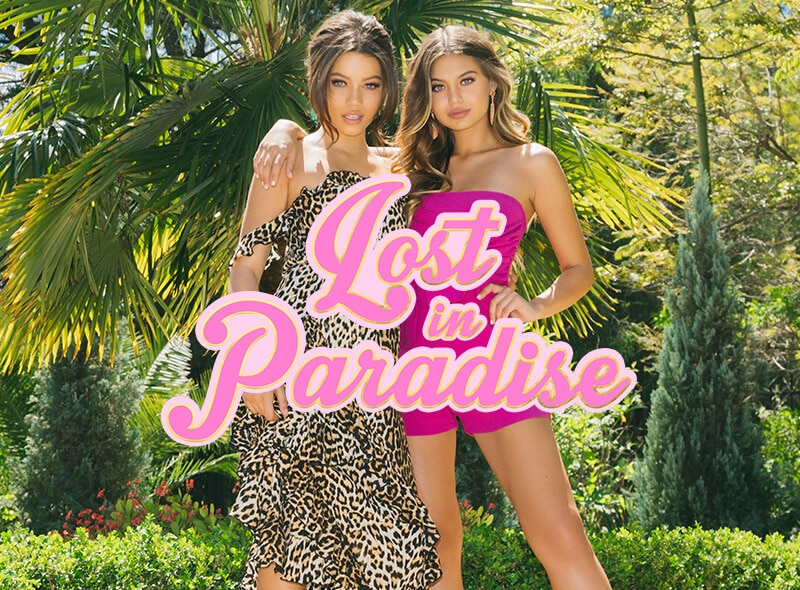 Lost In Paradise Campaign