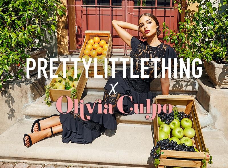 Olivia Culpo Campaign