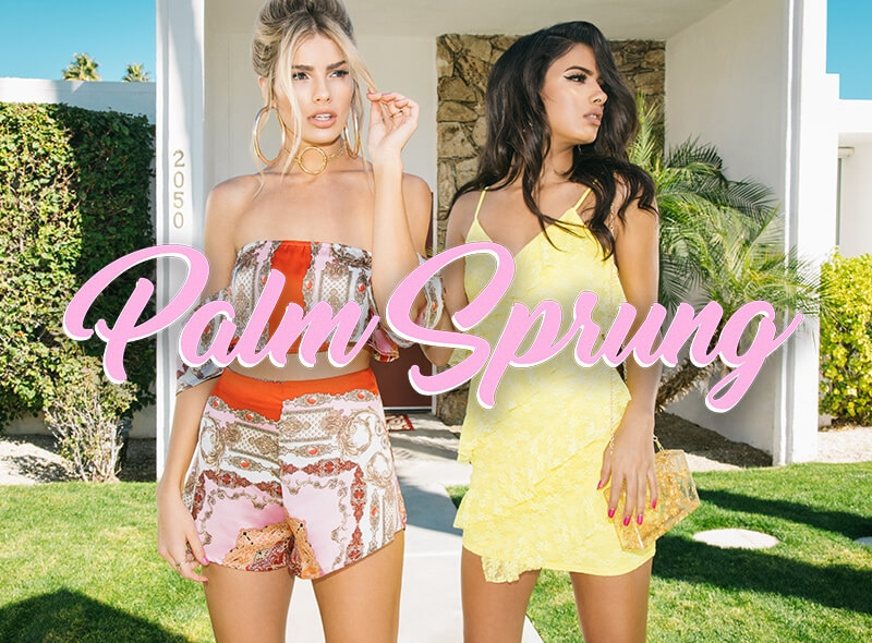 Palm Sprung Campaign
