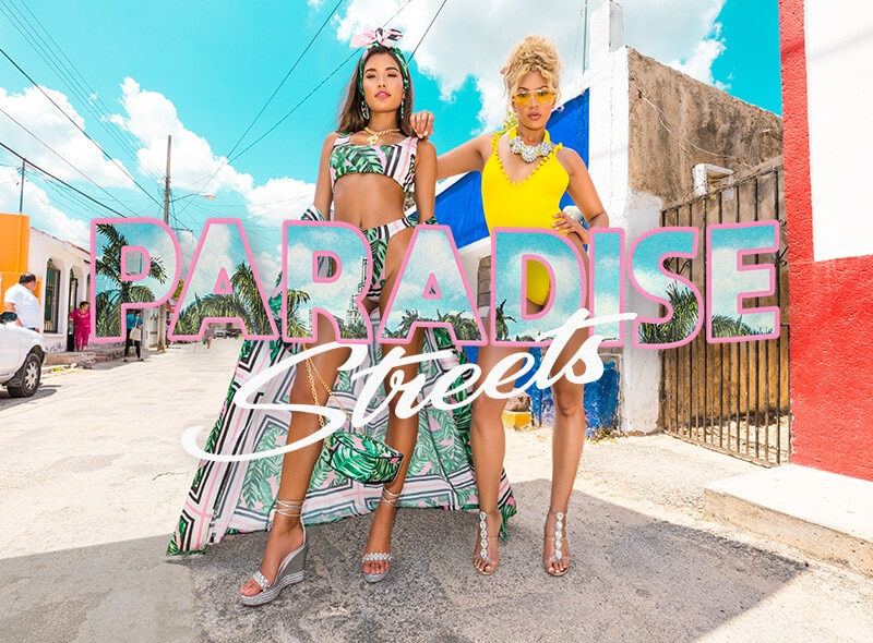 Paradise Streets Campaign