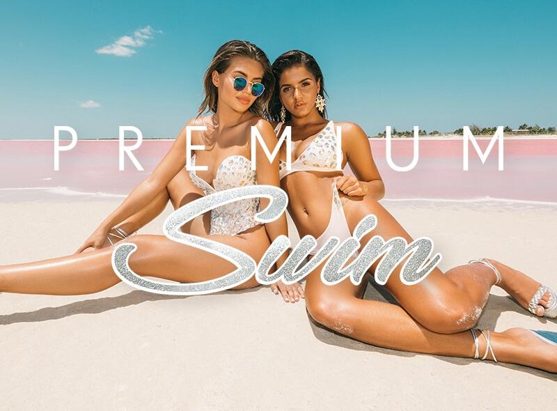 Premium Swim Campaign