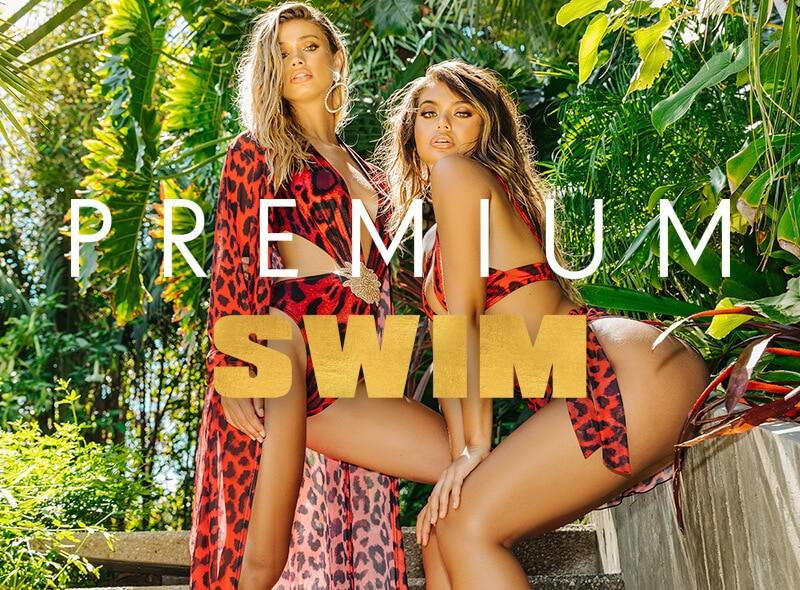 Premium Swimwear Campaign
