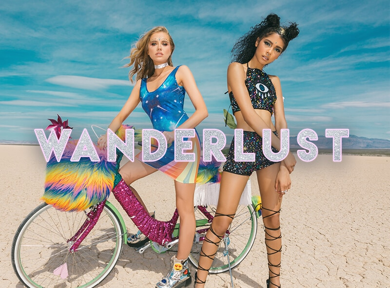 Wanderlust Campaign