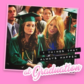 7 THINGS THAT ALWAYS HAPPEN AT GRADUATION