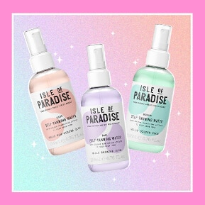 FUSS FREE TANNING WITH ISLE OF PARADISE