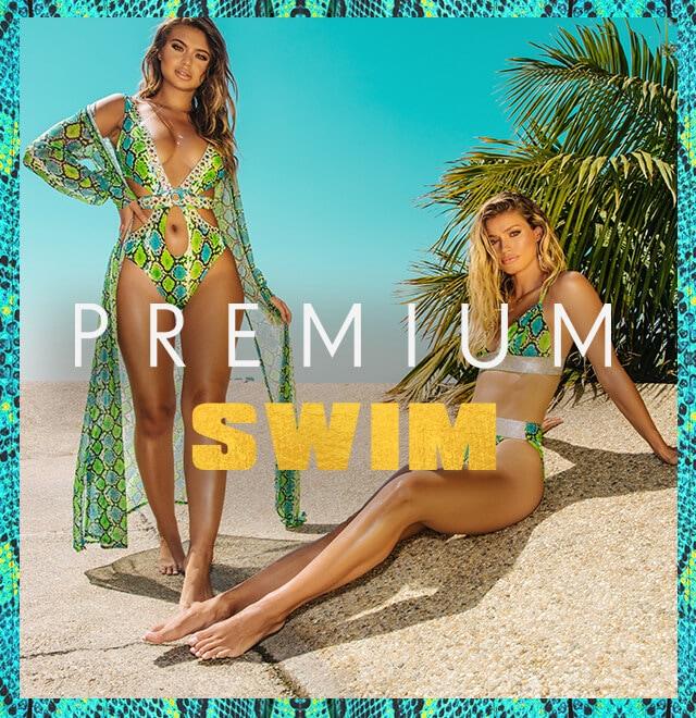 premium swimwear image block