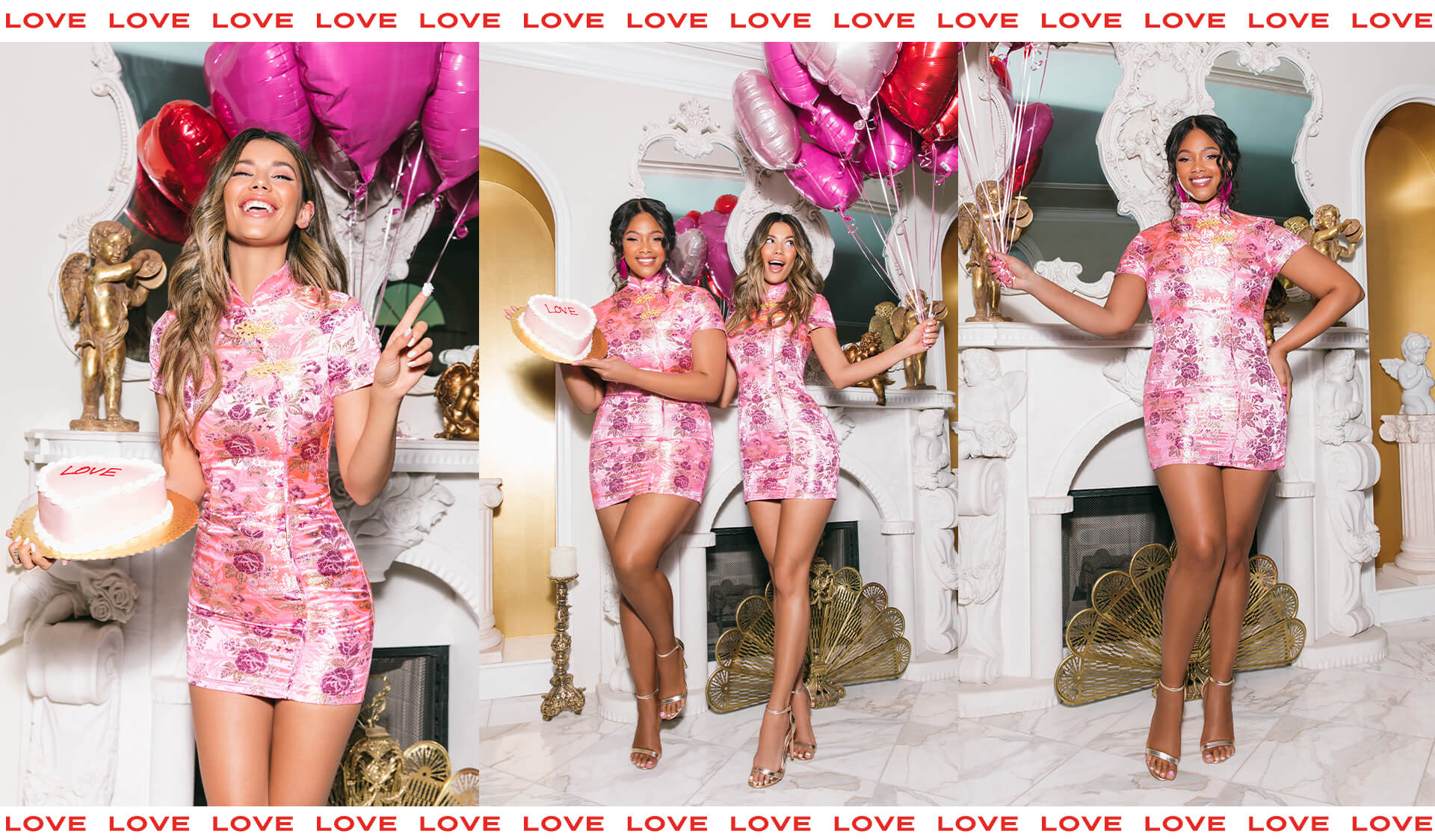 Galentines Day Lookbook Image 2 Desktop