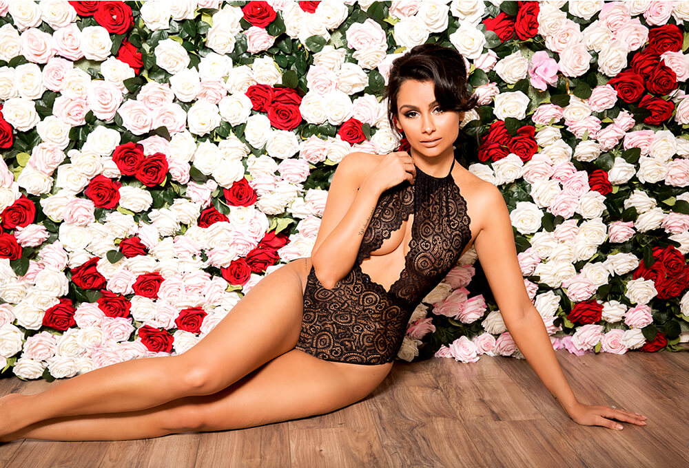 nazanin mandi lingerie lookbook look 5
