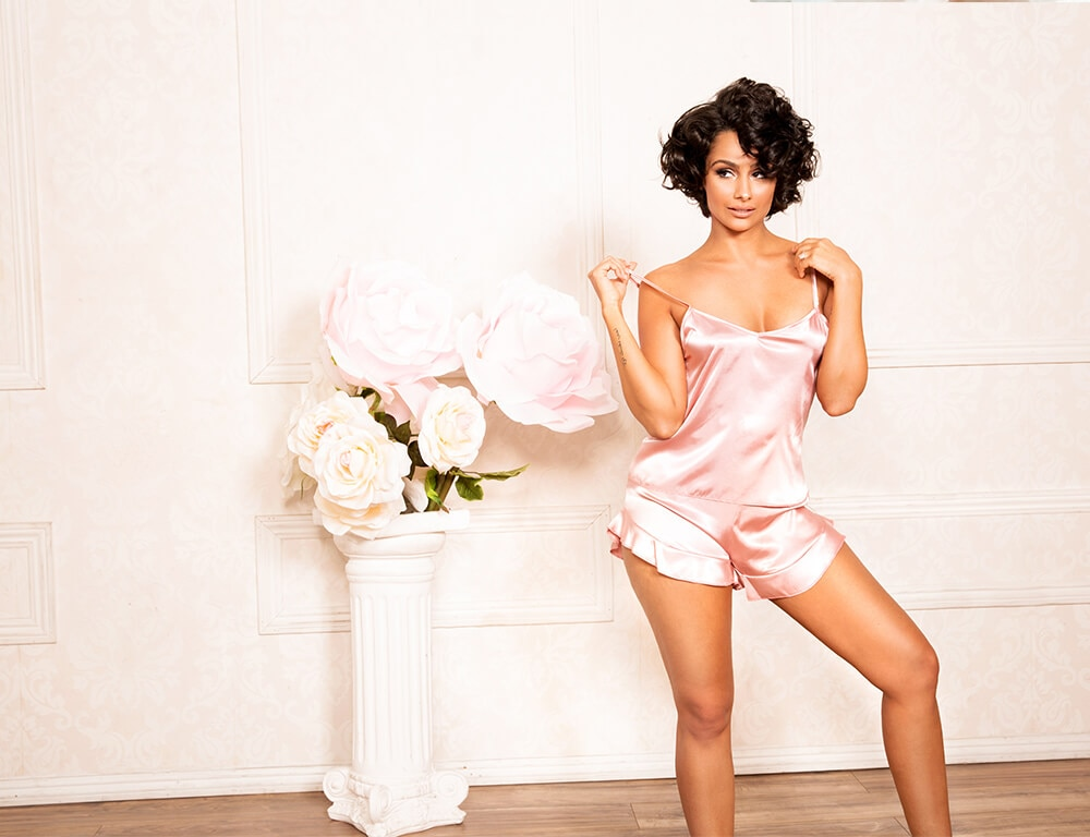 nazanin mandi lingerie lookbook look 7