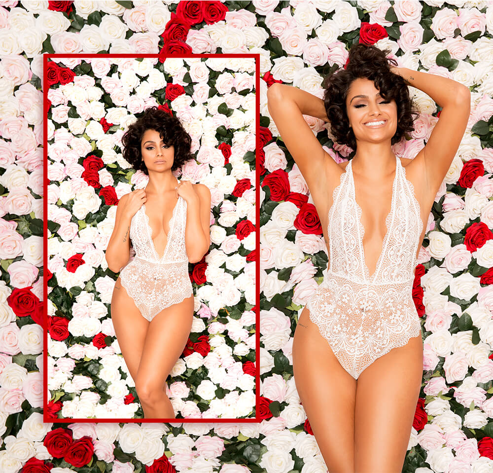 nazanin mandi lingerie lookbook look 9