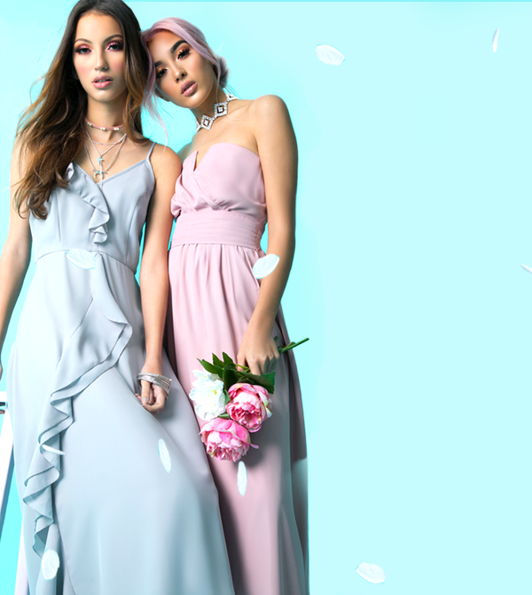 Shop all things Wedding for your squad.