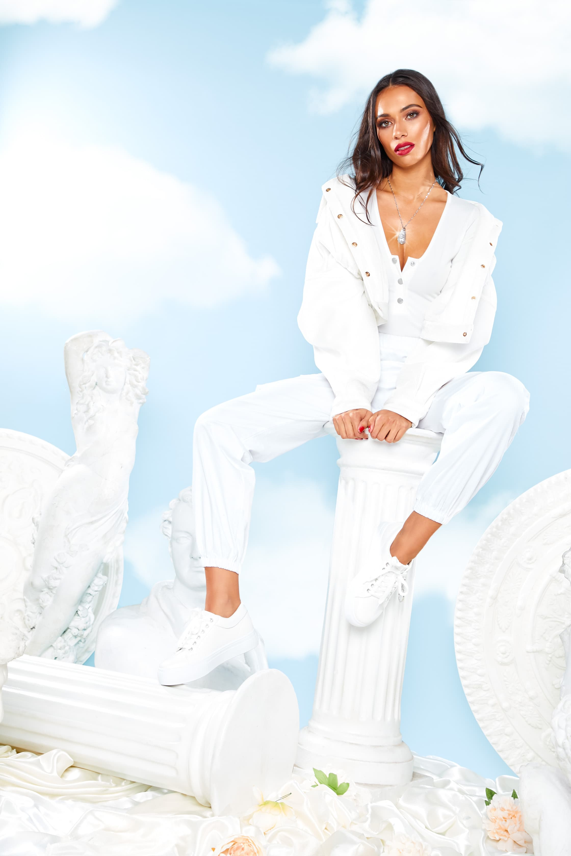how to wear white style guide look 2 desktop